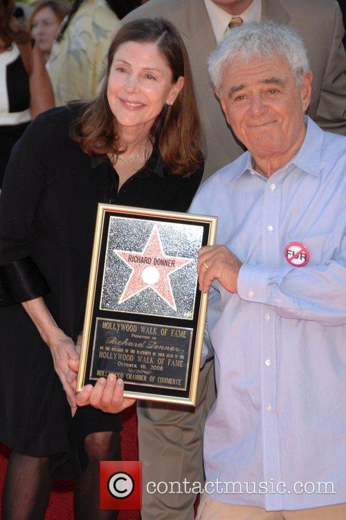 Lauren Shuler Donner and Richard Donner 5