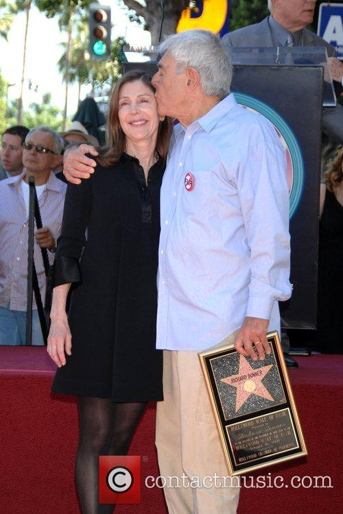 Lauren Shuler Donner and Richard Donner 4