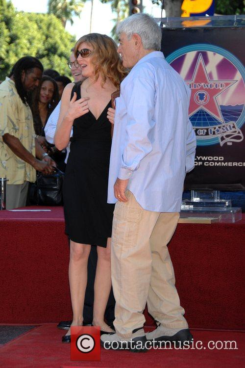 Rene Russo and Richard Donner 3