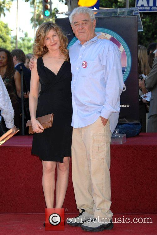 Rene Russo and Richard Donner 2