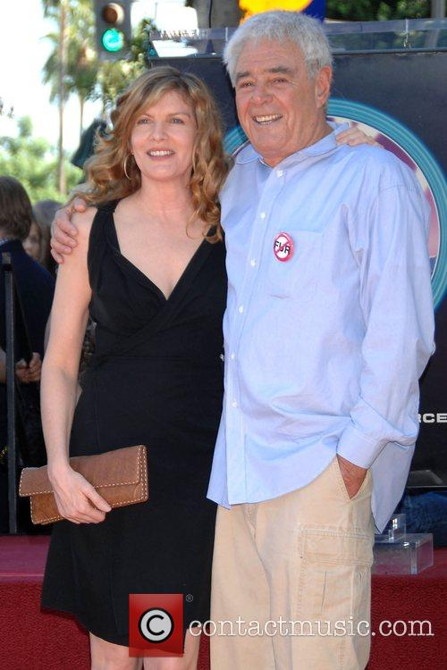 Rene Russo and Richard Donner 5