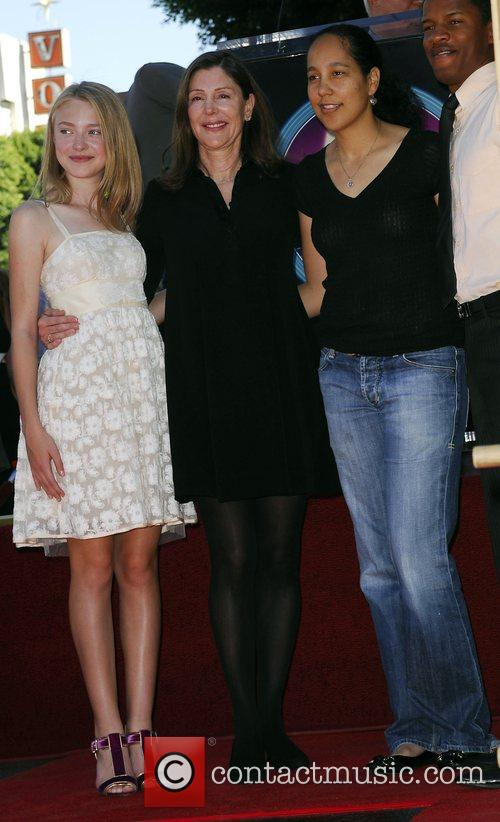 Dakota Fanning, Lauren Shuler Donner and Gina Bythewood...