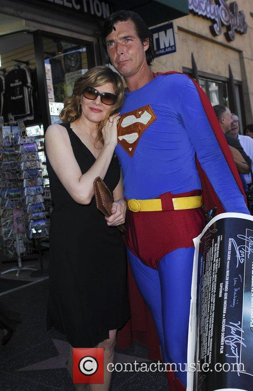 Rene Russo and Superman 9