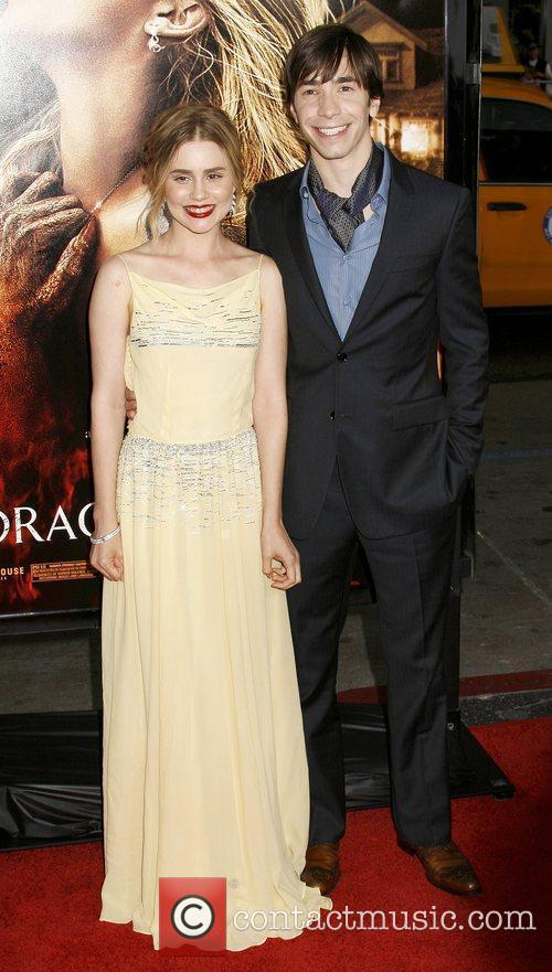 Alison Lohman and Justin Long 5