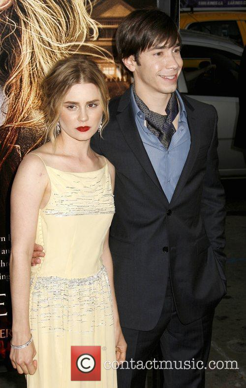 Alison Lohman and Justin Long 7