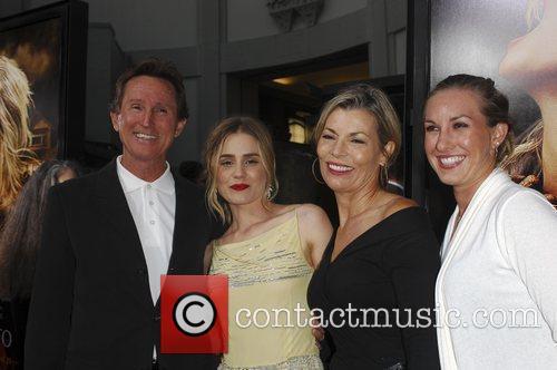 Gary Lohman, Alison Lohman, Diane Dunham and Natalie...
