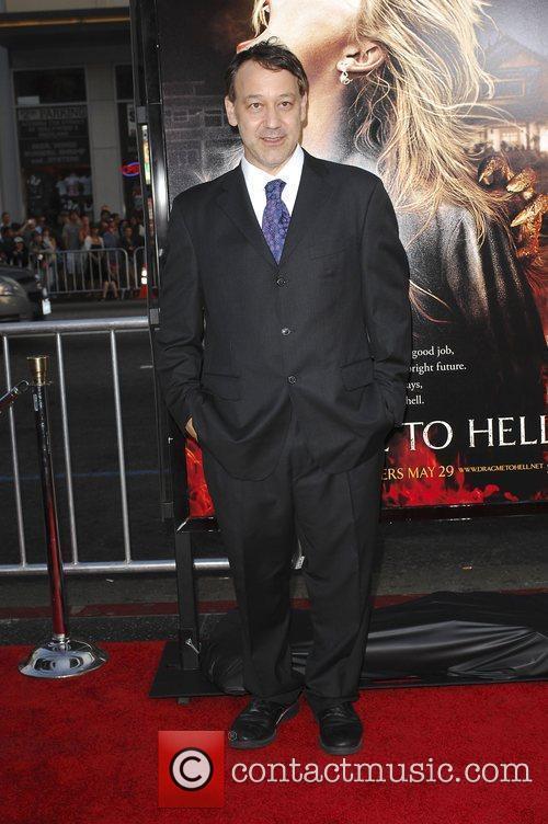 Sam Raimi Los Angeles Premiere of 'Drag Me...