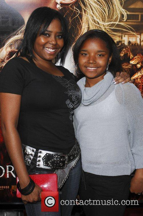 Shar Jackson with her daughter Cassie Los Angeles...
