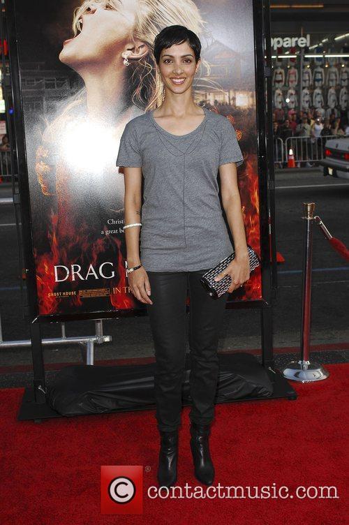 Sonita Henry Los Angeles Premiere of 'Drag Me...