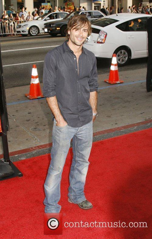 Ryan Cafeo Los Angeles premiere of 'Drag Me...