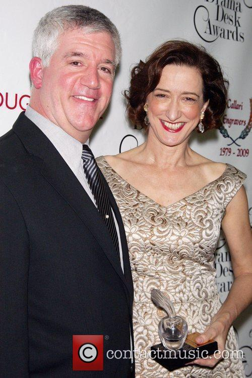 Gregory Jbara and Haydn Gwynne