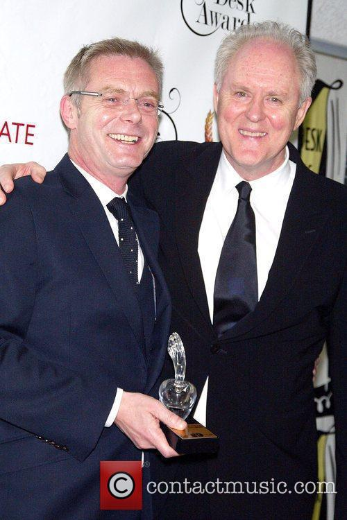 Stephen Daldry and John Lithgow 54th Annual Drama...