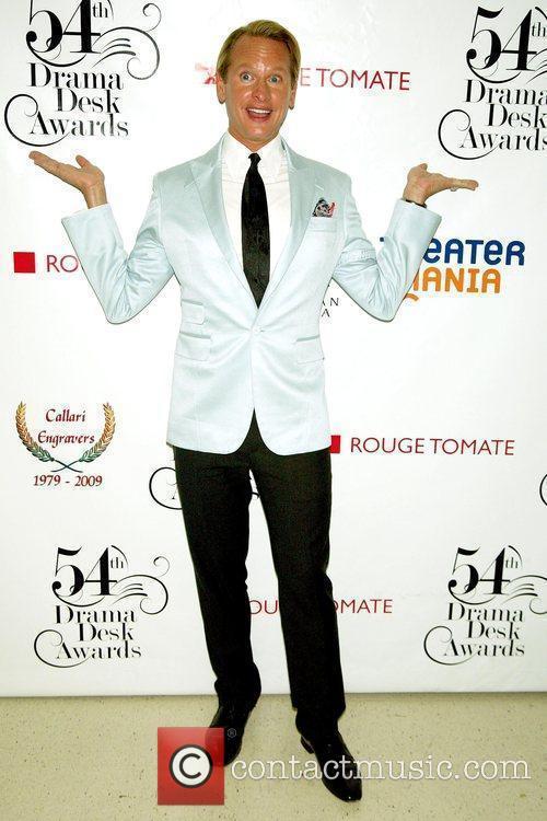 Carson Kressley 54th Annual Drama Desk Awards held...