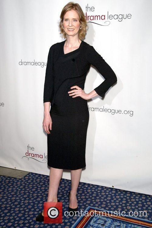Cynthia Nixon The 75th Annual Drama League Awards...