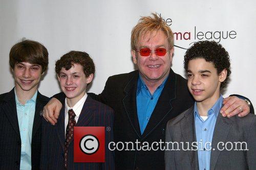 Kiril Kulish and Elton John 2