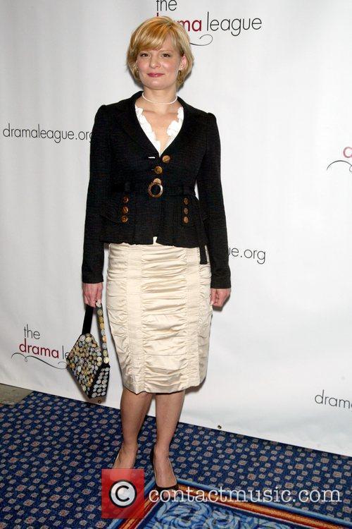 Martha Plimpton The 75th Annual Drama League Awards...