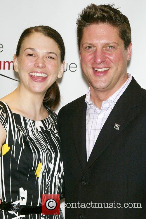 Sutton Foster and Christopher Sieber The 75th Annual...