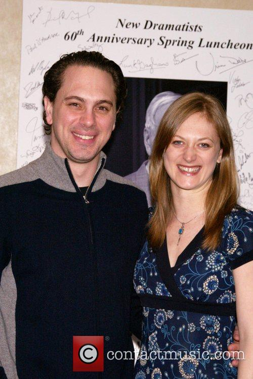 60th annual New Dramatists benefit luncheon at Marriot...