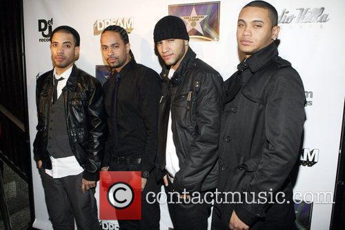 The Heights The Dream's Black Tie Album Release...