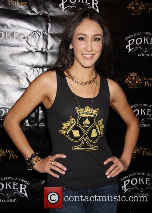 Suzanne Marques Dream Team Poker Tournament Premiere, held...