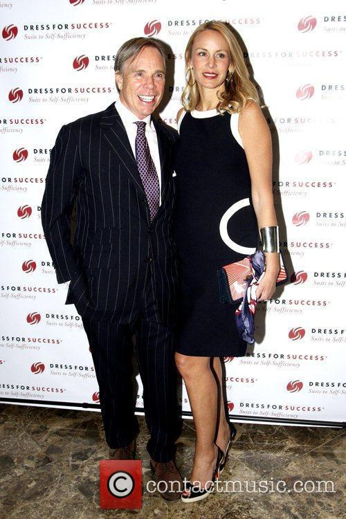 Tommy Hilfiger and Dee Ocleppo  2009 Dress...