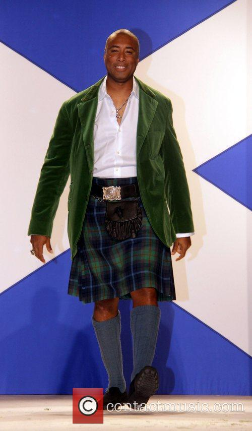 Seventh Annual Dressed To Kilt charity fashion show
