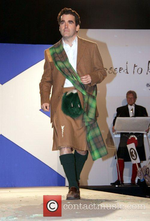 Brian D'Arcy Seventh Annual Dressed To Kilt charity...