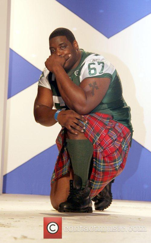 Damien Woody Seventh Annual Dressed To Kilt charity...