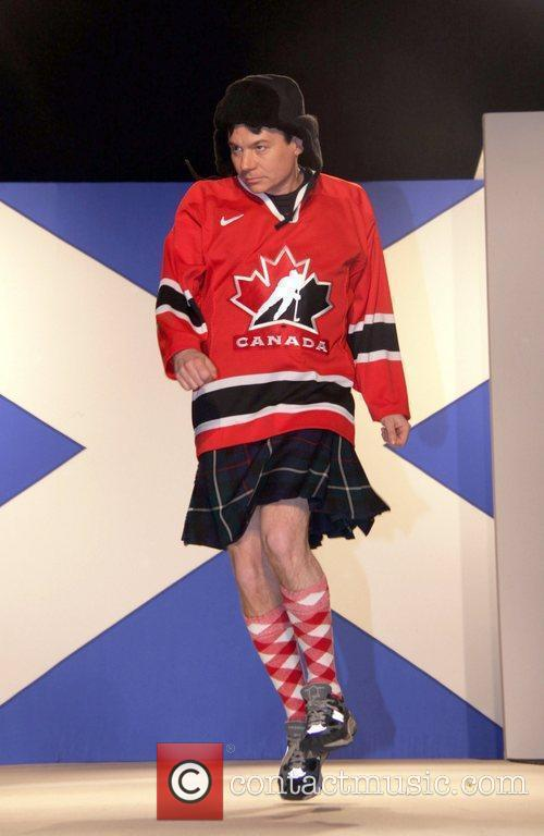 Mike Myers Seventh Annual Dressed To Kilt charity...