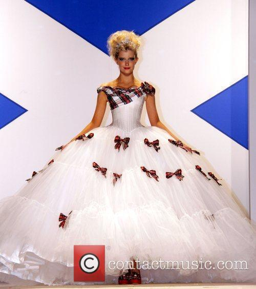Miss Scotland Stephanie Willemse Seventh Annual Dressed To...