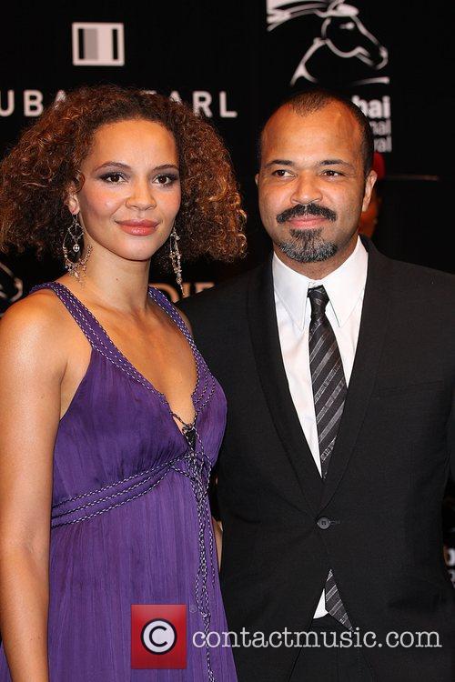 Carmen Ejogo and Jeffrey Wright 5
