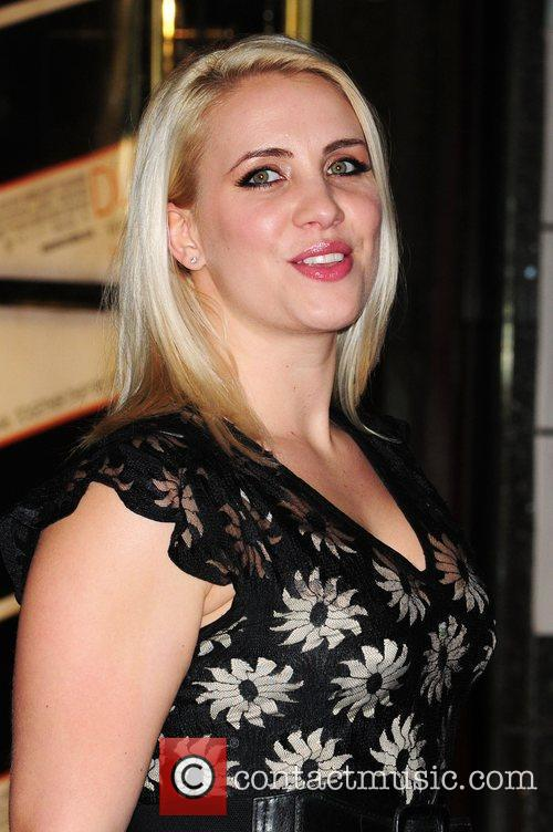 Claire Richards  UK premiere of 'Duplicity' held...