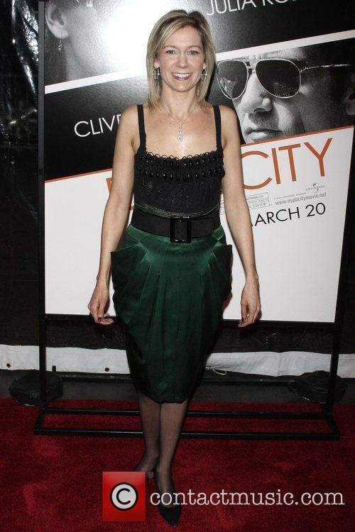 Carrie Preston and Ziegfeld Theatre 1