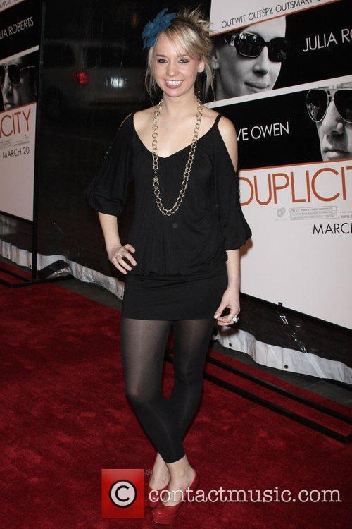 Kaitlin Moe and Ziegfeld Theatre 3