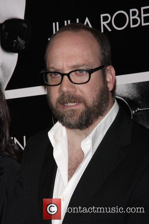 Paul Giamatti and Ziegfeld Theatre 2