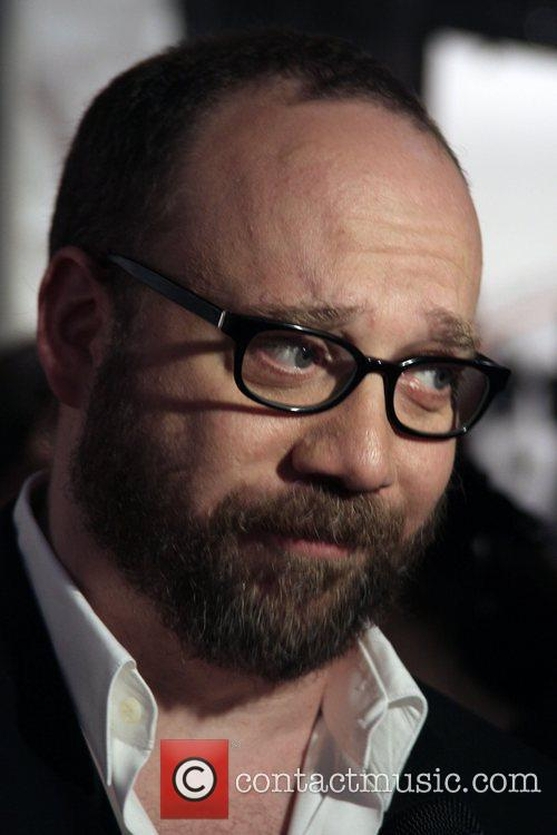 Paul Giamatti and Ziegfeld Theatre 3