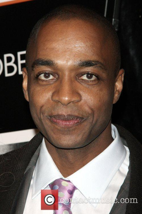 Rick Worthy and Ziegfeld Theatre 2
