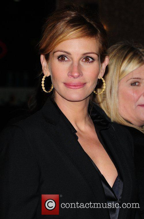 Julia Roberts UK premiere of 'Duplicity' held at...