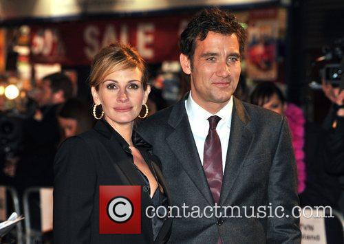 Picture - Julia Roberts and Clive Owen | Photo 1516307 ...