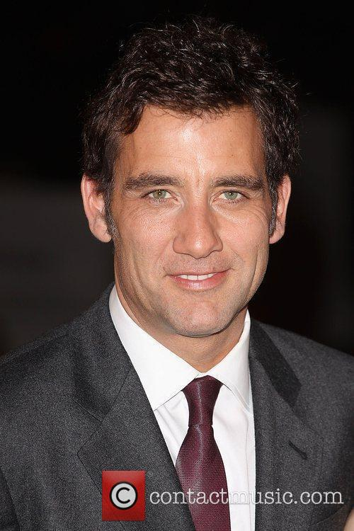 Clive Owen UK premiere of 'Duplicity' held at...