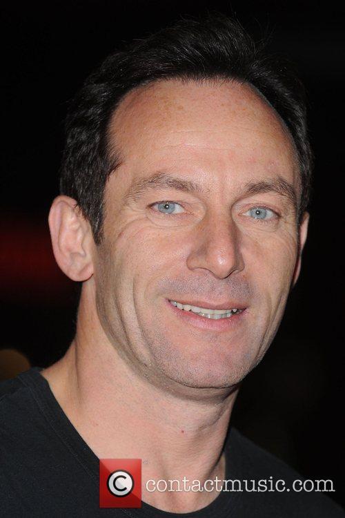 Jason Isaacs UK premiere of 'Duplicity' held at...