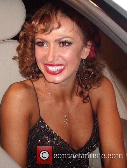Karina Smirnoff and Dancing With The Stars 4
