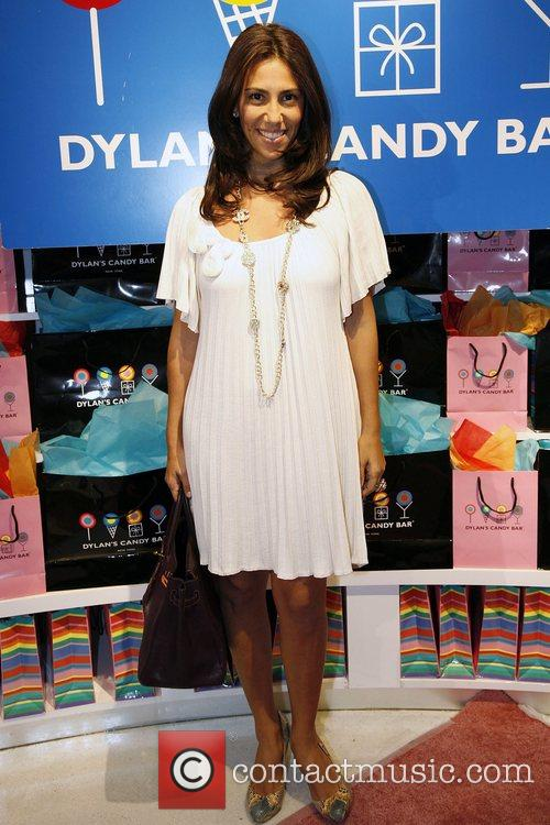 Dylan Lauren unwraps her newly expanded Dylan's Candy...
