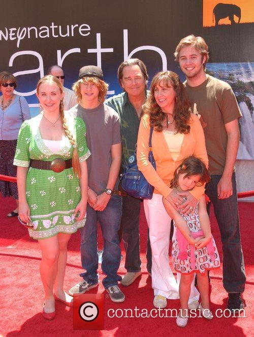 Beau Bridges and Family World Premiere of 'Disneynature:...