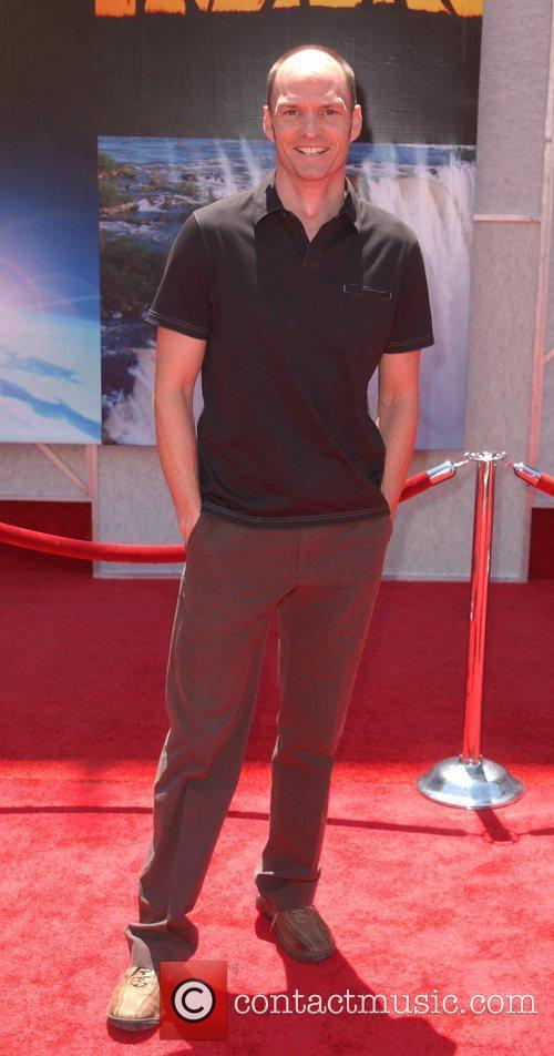 Brian Stepaner World Premiere of 'Disneynature: earth' held...