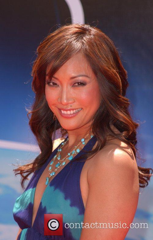 Carrie Ann Inaba World Premiere of 'Disneynature: earth'...