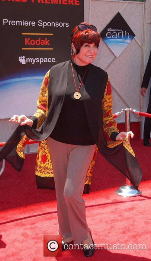 Jo Anne Worley World Premiere of 'Disneynature: earth'...