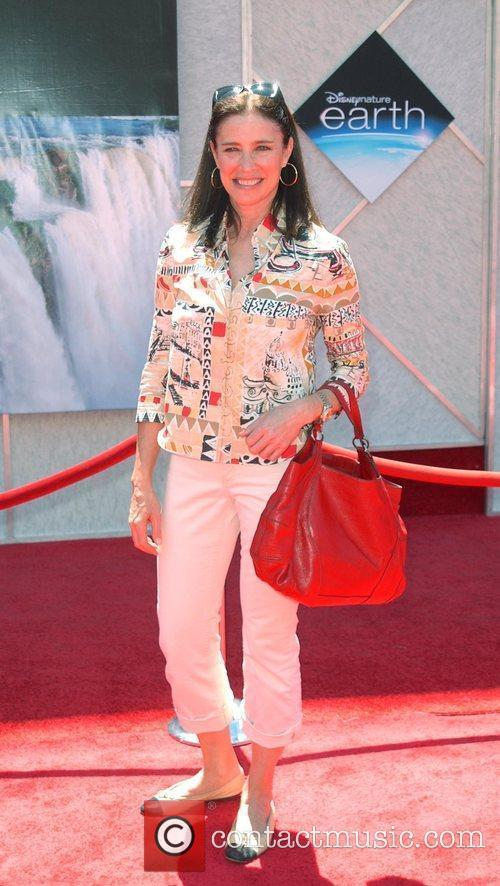 Mimi Rogers World Premiere of 'Disneynature: earth' held...
