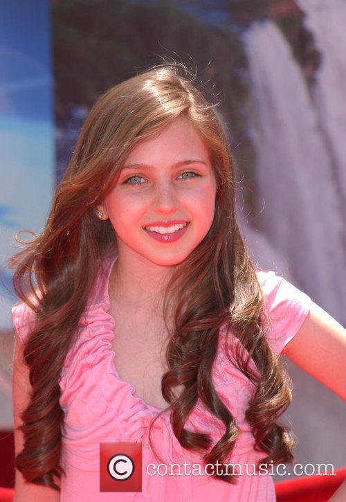 Ryan Newman World Premiere of 'Disneynature: earth' held...