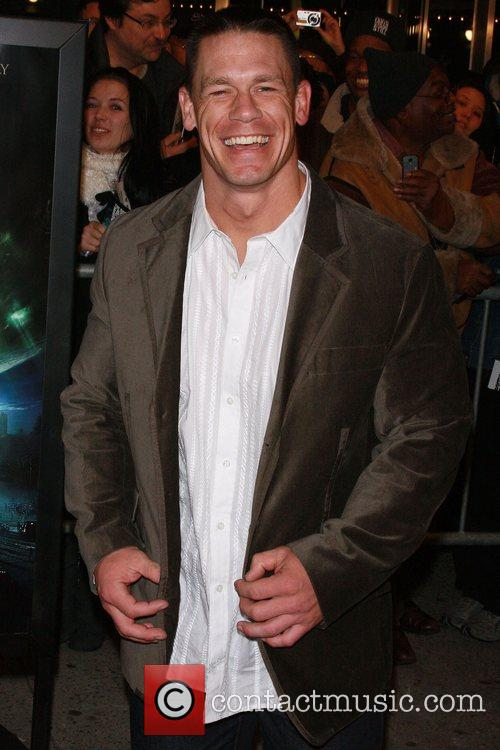 John Cena New York Premiere of 'The Day...